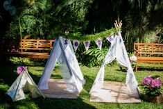 Festa Jardim   1 ano da Sofia Toque, Outdoor Decor, Party, Kids, Inspiration, Outdoor Kids Parties, Garden Birthday Parties, Creative Photography, Butterflies