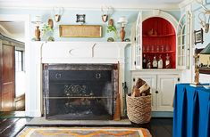 House Tour: Jeffrey Bilhuber's Country House