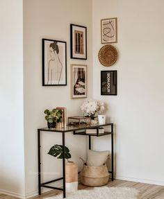 Home Interior Inspiration .Home Interior Inspiration Cheap Home Decor, Diy Home Decor, Decor Crafts, Decorations For Home, Art Decor, Hallway Decorations, Niche Decor, Ramadan Decorations, Target Home Decor