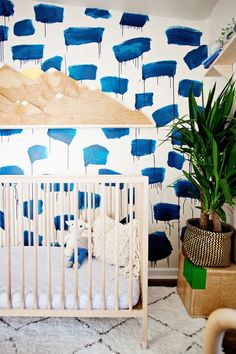 Gorgeous nursery tou
