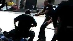 Homeless Man Shot and Killed By LA Cops Black man identifies black cop as killer