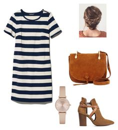 Untitled #22 by elisa-schembre on Polyvore featuring polyvore, fashion, style, L.L.Bean, H London, Elizabeth and James, Emporio Armani and clothing