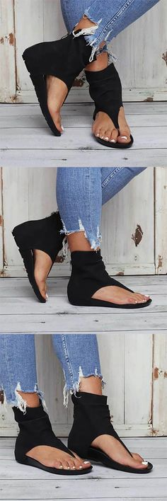Mensootd is filled with the season's hottest trends, available in all sizes. You can buy the trendy fashion shoes, clothing and bags here. Enjoy your shopping journey now! Sandals Outfit, Cute Sandals, Fringe Sandals, Casual Outfits, Summer Outfits, Cute Outfits, Fashion Boots, Fashion Outfits, Beautiful Sandals