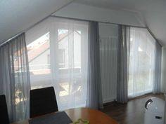 Hobby-Handwerk-Inserat Flächen-Vorhang für Dachschräge und schräge Fenster
