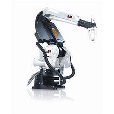 IRB 5400 Paint Robot, built to fit your needs Computer Robot, Robot Arm, Abb Robotics, Cnc Router Plans, 5 Axis Cnc, Robotic Automation, Hard Surface Modeling, Robotics Projects, Industrial Robots
