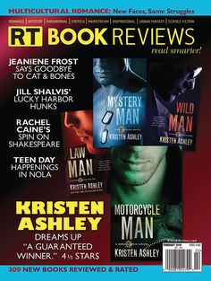 February 2014 featuring Kristen Ashley