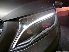 Video: Mercedes-Benz V-Klasse Weltpremiere - HYYPERLIC