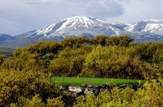 golf promontory club park city - Google Search Park City Utah, Mount Rainier, Golf Courses, Club, Mountains, Google Search, Nature, Travel, Naturaleza