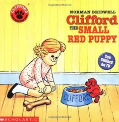 Clifford The Small Red Puppy (Clifford 8x8) by Norman Bridwell. $3.99. Publication: December 1, 1985. Series - Clifford 8x8. Author: Norman Bridwell. Reading level: Ages 2 and up. Publisher: Cartwheel (December 1, 1985)