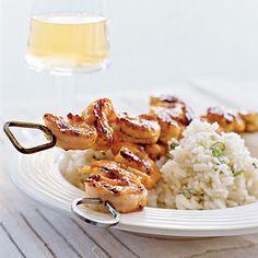 Curry-Mango Shrimp - 60 Coastal Shrimp Recipes - Coastal Living