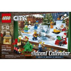 Adventi naptár- Lego City 60155