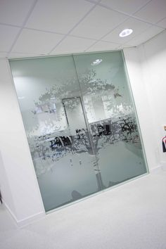 Tree Manifestation Office design Fit-out Interior design Tree Manifestation Office design Fit-out Interior design The post Tree Manifestation Office design Fit-out Interior design appeared first on Film. Corporate Office Design, Corporate Interiors, Office Interior Design, Office Interiors, Floor Graphics, Window Graphics, Etched Glass Door, Exposed Ceilings, Glass Office