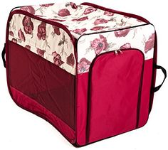 Laura Ashley Medium Pop Up Pet Dog Kennel Fresh Ford Laur... https://www.amazon.com/dp/B01JZOP0H4/ref=cm_sw_r_pi_dp_x_MaFhybR34ZXC0 Dogs crave a den, and with the Laura Ashley pop-up kennel, you can always have one handy. This mesh-sided pen is super light; just push and twist to collapse, and use the integrated handle for convenient carrying. The base securely grips rugs and carpets so it can't slide around. Take Advantage of a WHOPPING 60% OFF MSRP use PROMO code 4JVGGJWO at Amazon…