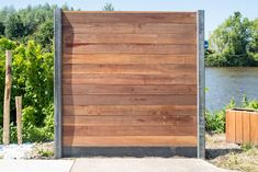 Contemporary Garden, Peaceful Places, Hedges, Wood Wall, Curb Appeal, Fence, Outdoor Structures, Building, Outdoor Decor
