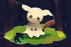 132 Best Mimikyu Images Pikachu Cute Pokemon Fan Art