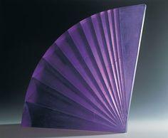 """*Art Glass - """"Fan"""" by Anna Matoušková"""