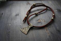 Necklace Viking Viking pendant North Arm ax men's