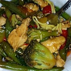 Mike's Mongolian Stir-fry Recipe - Allthecooks.com