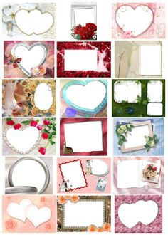 collection of frames wedding 01