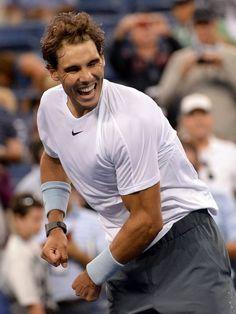 Nadal wins 2013 US Open -