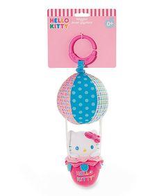 Love this Hello Kitty Baby Wiggler by Hello Kitty on #zulily! #zulilyfinds