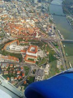 Bratislava z vtáčej perspektívy Bratislava, City Photo, Europe, Sweet
