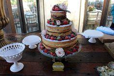 26 bolos de casamento LINDOS, deliciosos e para todos os estilos! Image: 5