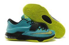 "680fbfc8591f Find Quality ""Uprising"" Nike KD 7 Hyper Jade Black-Photo Blue-Volt Lastest  and preferably on Jordanclas"