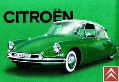 Citroen DS brochure
