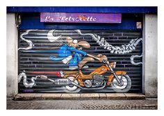 Bayonne Street Art
