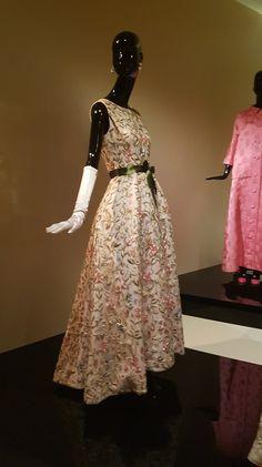 Exposición de la colección Rachel L Mellon. Museo Balenciaga. Guetaria.