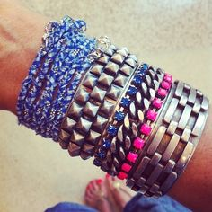 Weekend #armparty