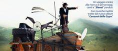 'Vinicio Capossela – Nel paese dei coppoloni' oltre 10.000 spettatori nei cinema italiani, quarto al Box Office