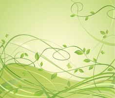 Abstract Floral Green Background | Free Vector Graphics | All Free Web Resources for Designer - Web Design Hot!