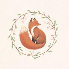 Best 25+ Fox illustration ideas