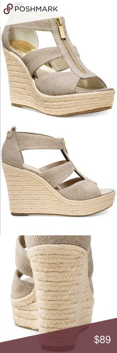 Last One Left size 10  Michael  kors wedge New never usedopen for the offer MICHAEL Michael Kors Shoes Wedges