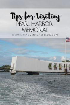 Pearl Harbor Memorial in Oahu Hawaii - 17 Mile Travels