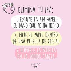 Jajaja puro amor Sarcasm Quotes, Funny Quotes, Mr Wonderful, Life Thoughts, Sentences, Stress, Inspirational Quotes, Lol, Feelings
