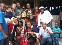 """Tirando Pegao: Llegó el Campeón Félix """"Mangú"""" Valera por Punta Cana"""