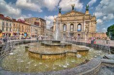 Lviv Opera House