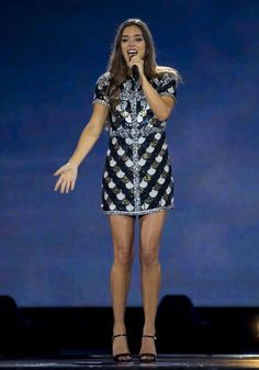 Alexandra Maquet - Rehearsing at the Eurovision Song Contest 2017 in Kiev | Celebrity Uncensored! Read more: http://celxxx.com/2017/05/alexandra-maquet-rehearsing-at-the-eurovision-song-contest-2017-in-kiev/