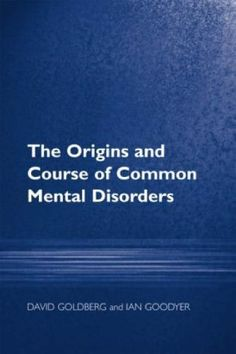 """""""The Origins and Course of Common Mental Disorders"""" describes the nature, characteristics and causes of common emotional and behavioural disorders as they develop across the lifespan, providing a clear and concise account of recent advances in our knowledge of the origins and history of anxious, depressive, anti-social, and substance related disorders. Human Life Cycle, Common Mental Disorders, Tavistock, Library Catalog, Anti Social, Life Cycles, Anxious, Origins, Behavior"""