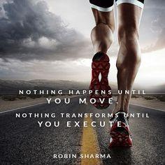 So get movin!