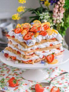 Paleo, Keto, Most Delicious Recipe, Sweet Pastries, Mixed Berries, Tart, Nom Nom, Goodies, Parties