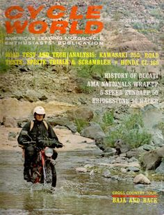 Cycle World, december 1966
