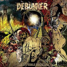 """[CRÍTICAS] DEBUNKER (PRT) """"The invisible disorder"""" CD EP 2015 (Autoeditado)"""