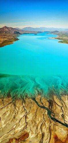 Lake Tekapo, South Island, New Zealand - Holiday$pots4u