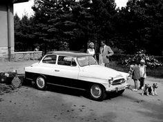 10 klíčových vozů historie Škody: od aut pošťáků k Octavii RS - 101 -