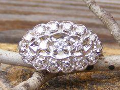 Vintage Princess Ring