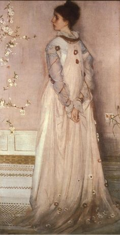 Mrs. Frederick R. Leyland 1891-1892  Frick Collection  James Abbott McNeill Whistler
